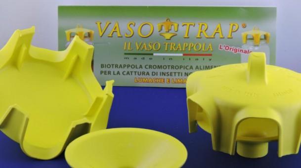 Vaso Trap ® il tappo biotrappola