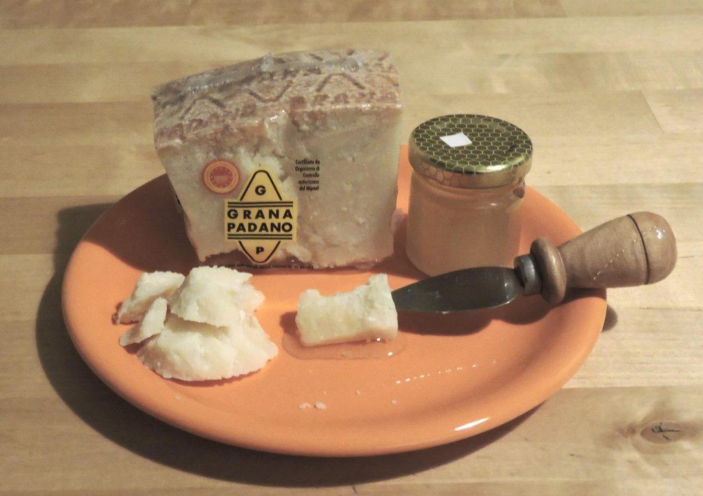 Dieta del miele & Grana Padano