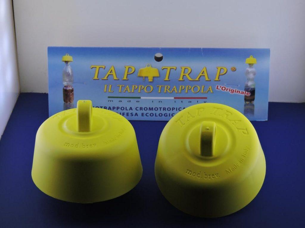 TapTrap il tappo biotrappola