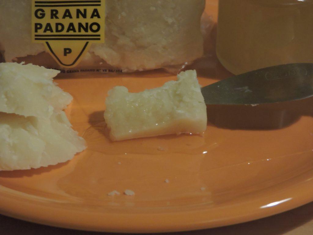 Dieta del miele & Grana padano con miele 2