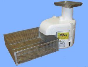 macchina per estrazione del pane d'api